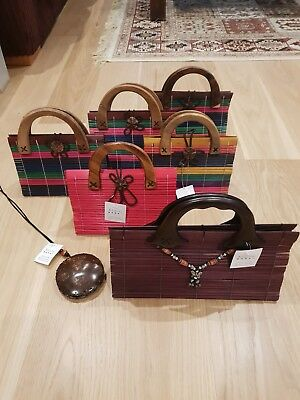 Cluch bags hand made - JOB LOT