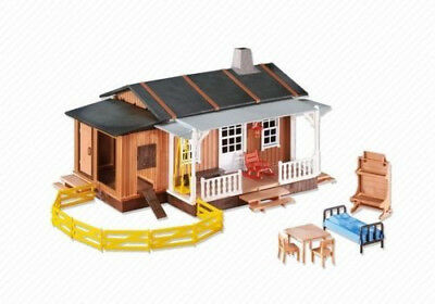 WESTERN FARMHAUS Playmobil 6410 wie 3769 Farm Haus Ranch ORIGINAL FOLIE OVP NEU