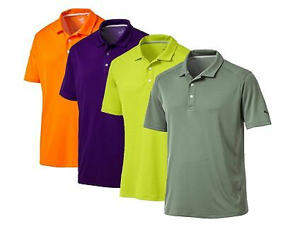 Puma Essential Pounce Cresting Polo Mens Golf 570463- New Pick Size & Color