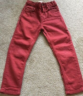 Christmas Rustic Red Boys Aged 5yrs River Island Jeans