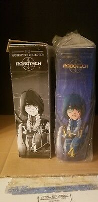 Robotech Max Sterling Masterpiece Collection Vol 4 Vf-1J Comes With Cover Box