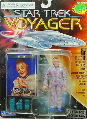 Neelix The Talaxian (Für Auspacker) Star Trek Voyager Collection Von Playmates