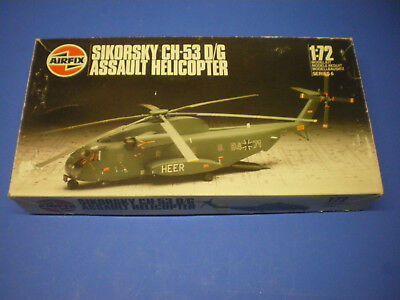 AIRFIX 06004 1/72 Sikorsky CH-53 D/G Assault Helicopter