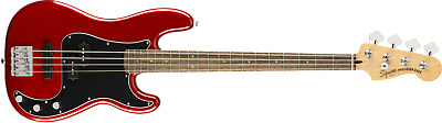 Fender Vintage Modified Precision Bass® PJ, Candy Apple Red - DEMO