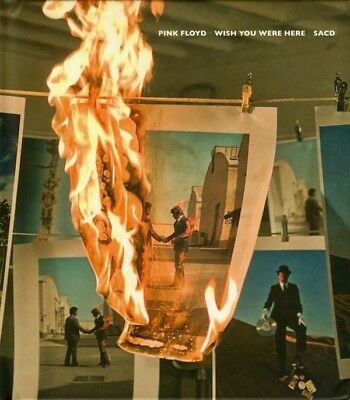 EMI SACD: PINK FLOYD - Wish You Were Here - Special Limited Edition 2011 EU NM