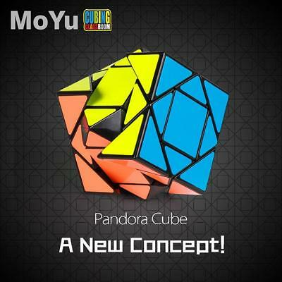 Moyu Pandora 3x3x3 Speed Magic Cube Skewb Professional Twist Puzzle Toys Gift