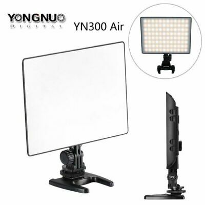 Yongnuo YN300 Air 3200K-5500K Pro LED Video Light for Nikon Canon Camera AU