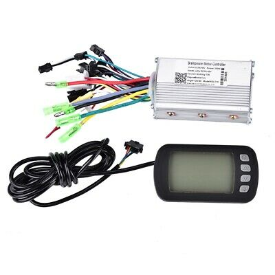 DC 48V 1500W Brushless Motor Controller Kit For E-bike Scooter Electric Bicycle