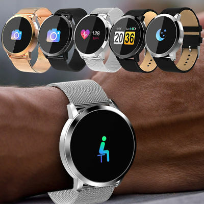 Women Men Bluetooth Smart Watch Phone Mate For Android IOS iPhone Samsung LG New