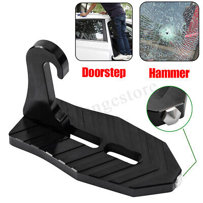 AU Folding Doorstep Vehicle Access Roof of Car Door Give You Step Latch Rooftop
