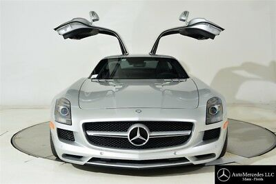 2011 Mercedes-Benz SLS AMG  Mercedes SLS Gullwing Extended Warranty Till 07/2020 Service Records Low Miles