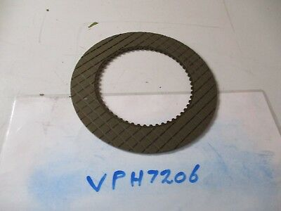 John Deere Tractor Friction Disc  (Vapormatic)- VPH7206