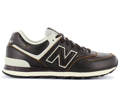 basket new balance homme cuir