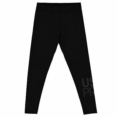 USA Pro Jsy Legging Girls Childrens Leggings Pants Trousers Bottoms
