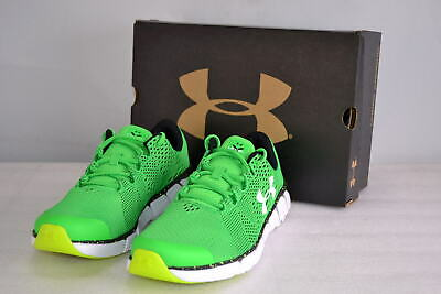 YOUTH BOY'S UNDER Armour BGS X Level Scramjet Running Shoes Lime Green