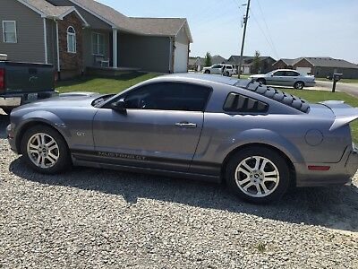 Ford Mustang Rocker Panel Door Side Stripes Decals RD strips both sides L and R
