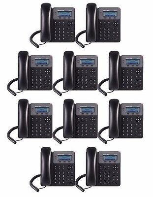 LOT of  32 New Grandstream GXP1610 2-Line HD - SIP IP Phone - FREE SHIPPING