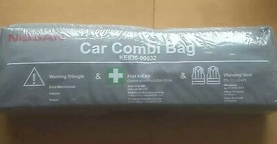 Official Nissan emergency kit new and sealed
