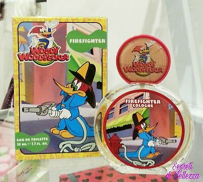 Profumo bambino Woody Woodpecker EDT 50ml