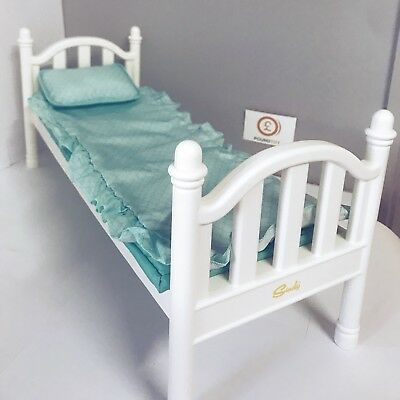 New Sindy Sweet Dream Bed Dolls House Set Bedding Furniture Very Rare Girls Toy