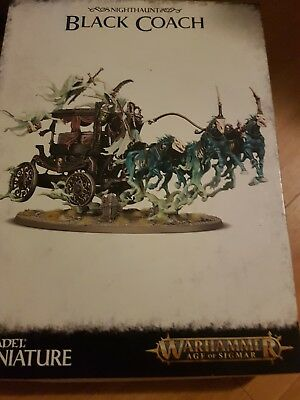 Aos: Nighthaunt Black Coach
