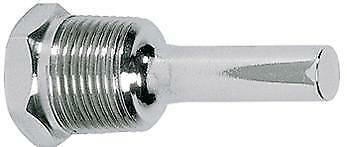 "Stainless Steel Dry Well 3/4"" NPT, 4"" long"