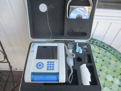 Futuremed Discovery-2 Spirometer In Carry Case With Accessories