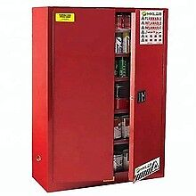 Mklb lab and medical combostible safety cabinet