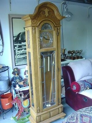 Rridgeway Grandfather Clock -- Works!  -- LOCAL PICK-UP ONLY!!