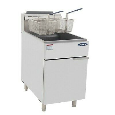 Cookrite 5 Tubes Gas Deep Fryer Atfs-75 Lpg