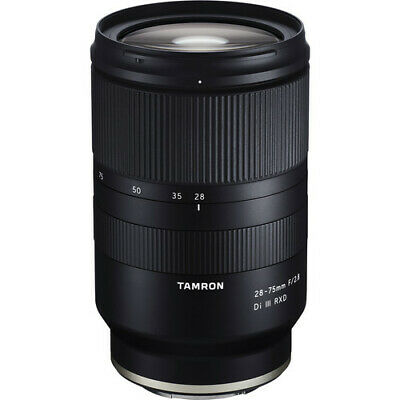 Tamron 28-75mm F2.8 RXD  Di III Sony E Mount Lens