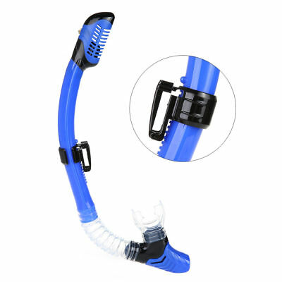Tera Dry Snorkel for Snorkeling Scuba Diving and Spearfishing