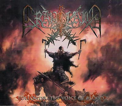 GravelandFollowing the Voice of Blood CD ( BLACK METAL)