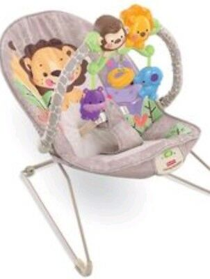 Fisher Price Precious Planet Infant Vibrating Bouncy Seat