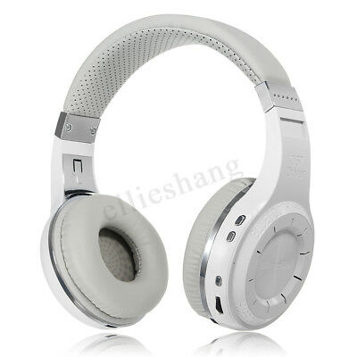 ANC Foldable Wireless Bluetooth Active Noise-Cancelling Headphones