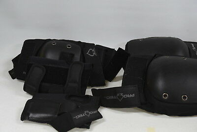 Pro-Tec Street Knee, Shoulder and Wrist Pads/Guards - Size Small and Medium