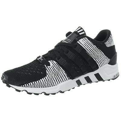 Adidas Equipment Support RF Primeknit black men s lifestyle low-top  sneakers NEW f47e265d9