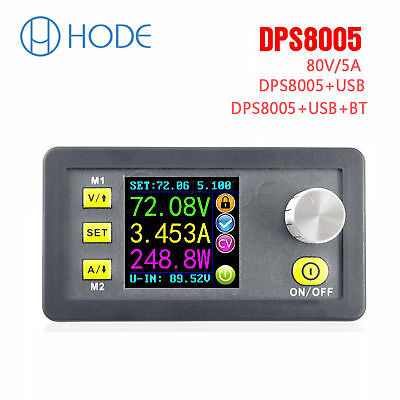 DPS8005 Programmable Constant Voltage Current Step-down Power 80V 5A UK