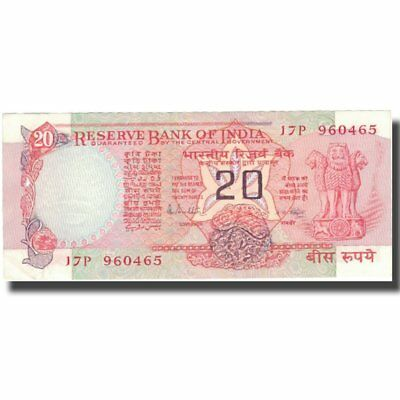 AU 1992-97 $8 Cat Val Asoka column  // Hindu wheel of life 20 Rupees India P82