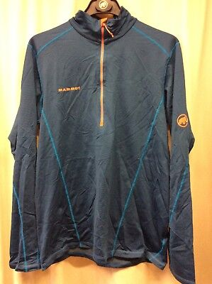 Mammut Moench Longsleeve, XL, orion
