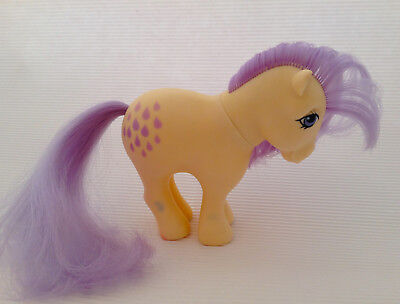 My little Pony/ G1/  	Playset Ponies / Lemon Drop / Zitrönchen / pat pend / 1982