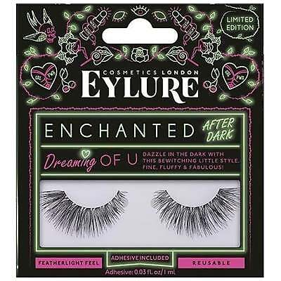 Eylure - Enchanted After Dark Eyelashes - Dreaming Of U (Adhesive Included)