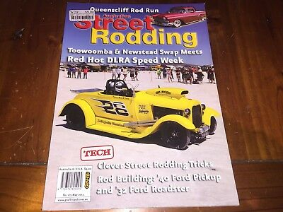 Australian Street Rodding Magazine No. 275
