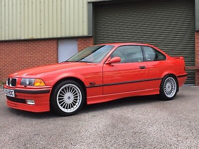 BMW Alpina E36 B2.5 - Not M3 - But 20k Miles & One Owner, FSH - The Very Best