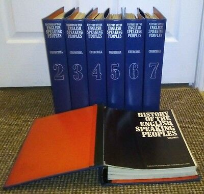History Of The English Speaking Peoples - Partwork Mags - Full Pdf Set On Dvd