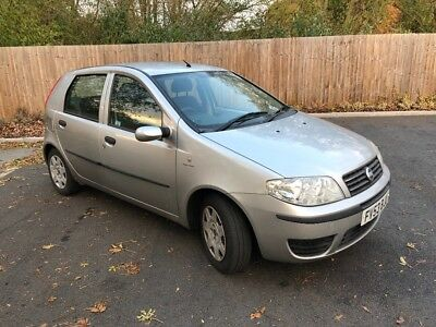 2004 (53) Fiat Punto Dynamic**SPARES OR REPAIRS BUT DRIVES OK**