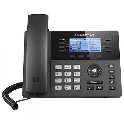 Lot of 10 X GRANDSTREAM GXP1780: 8 Line HD IP Phone - VoIP - FREE SHIPPING - New