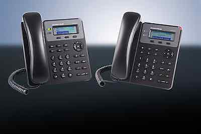 LOT of 20 New Grandstream GXP1625 2-Line HD SIP IP Phone PoE - FREE SHIPPING