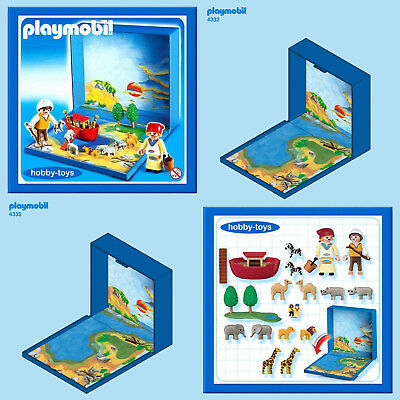 Playmobil 4332 * MICRO WORLD * NOAH'S ARK PLAYSET * Spares * SPARE PARTS SERVICE