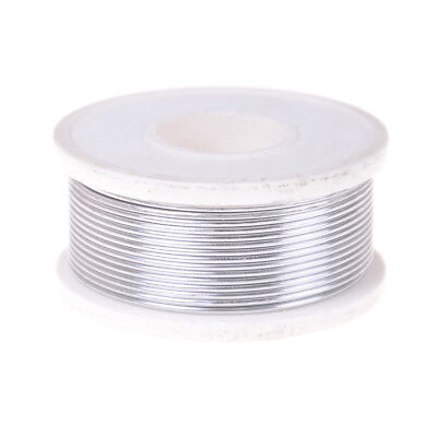 1PC 100g 1.5mm 60/40 Tin lead Solder Wire Rosin Core Soldering Flux Reel Tube ZX
